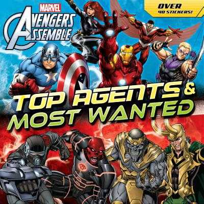 Avengers Top Agents & Most Wanted - Marvel Press Book Group