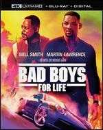 Bad Boys for Life [Includes Digital Copy] [4K Ultra HD Blu-ray/Blu-ray]