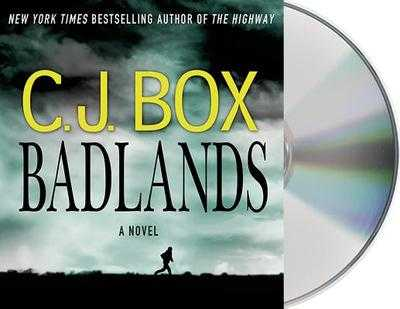 Badlands - Lavoy, January (Read by), and Box, C J