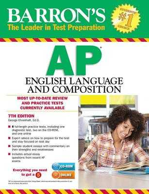 Barron's AP English Language and Composition - Ehrenhaft, George