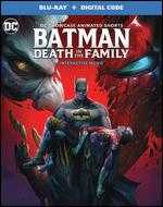 Batman: Death in the Family [Includes Digital Copy] [Blu-ray] - Brandon Vietti; Jim Krieg