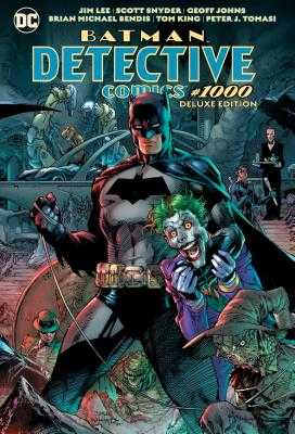 Batman: Detective Comics #1000: The Deluxe Edition - Tomasi, Peter J.