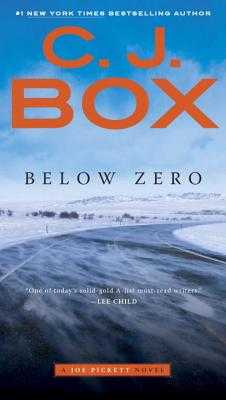Below Zero - Box, C J