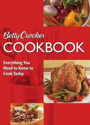 Betty Crocker Cookbook, 10th Edition (Combbound) - Betty Crocker