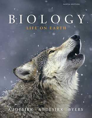 Biology: Life on Earth, Books a la Carte Edition - Audesirk, Gerald, and Audesirk, Teresa, and Byers, Bruce E