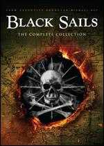 Black Sails: Seasons 1-4 Collection -