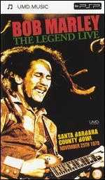 Bob Marley and the Wailers: The Legend Live [UMD]