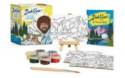 Bob Ross by the Numbers - Ross, Bob, and Pearlman, Robb