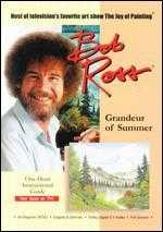 Bob Ross: Grandeur of Summer -