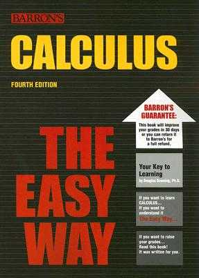 Calculus the Easy Way - Downing, Douglas