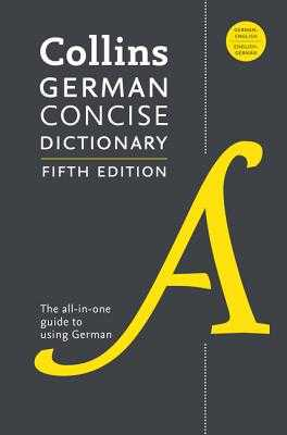 Collins German Concise Dictionary - Harpercollins Publishers Ltd