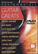 Contemporary Guitar Greats -