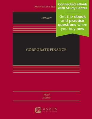 Corporate Finance - Lubben, Stephen J