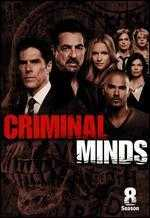 Criminal Minds: The Eighth Season [6 Discs]