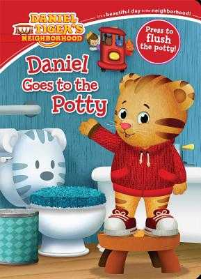 Daniel Goes to the Potty - Testa, Maggie (Adapted by)