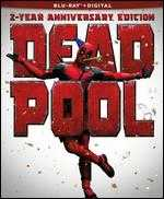 Deadpool [2 Year Anniversary Edition] [Blu-ray] - Tim Miller