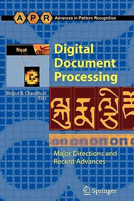 Digital Document Processing: Major Directions and Recent Advances - Chaudhuri, Bidyut B. (Editor)