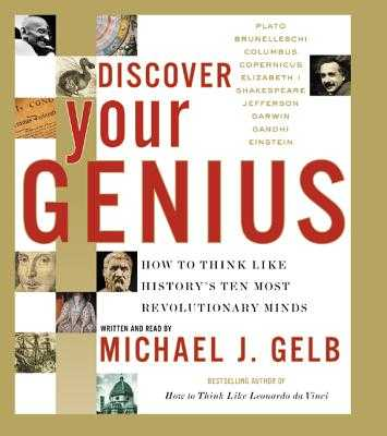 Discover Your Genius - Gelb, Michael J (Read by)