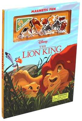 Disney the Lion King Magnetic Fun - Fischer, Maggie