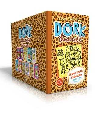 Dork Diaries Squee-Tastic Collection Books 1-10 Plus 3 1/2: Dork Diaries 1; Dork Diaries 2; Dork Diaries 3; Dork Diaries 3 1/2; Dork Diaries 4; Dork Diaries 5; Dork Diaries 6; Dork Diaries 7; Dork Diaries 8; Dork Diaries 9; Dork Diaries 10 -