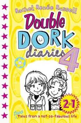 Double Dork Diaries #4 - Russell, Rachel Renee
