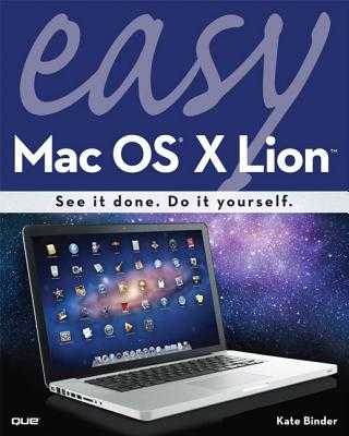 Easy Mac OS X Lion - Binder, Kate
