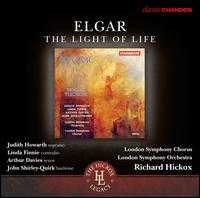 Elgar: The Light of Life - Arthur Davies (tenor); John Scott (organ); John Shirley-Quirk (baritone); Judith Howarth (soprano); Linda Finnie (contralto);...