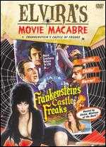 Elvira's Movie Macabre: Frankenstein's Castle of Freaks - Dick Randall