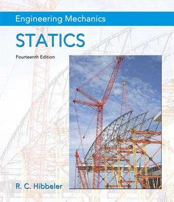 Engineering Mechanics: Statics Plus Mastering Engineering with Pearson Etext -- Access Card Package - Hibbeler, Russell C