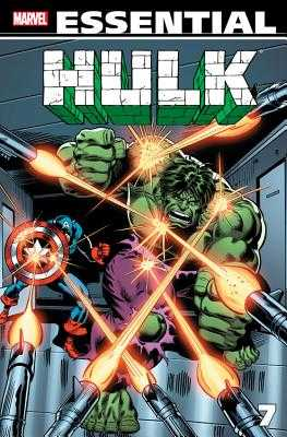 Essential Hulk Volume 7 - Mantlo, Bill, and Stern, Roger, and Grant, Steven