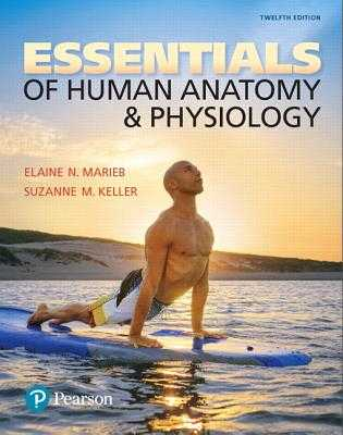 Essentials of Human Anatomy & Physiology - Marieb, Elaine, and Keller, Suzanne