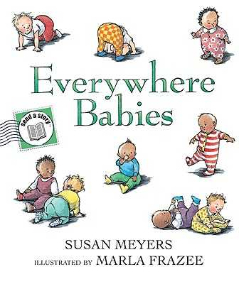Everywhere Babies - Meyers, Susan