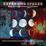 Expanding Spaces: Music by Boston University Composers