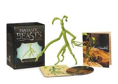 Fantastic Beasts and Where to Find Them: Bendable Bowtruckle - Press, Running