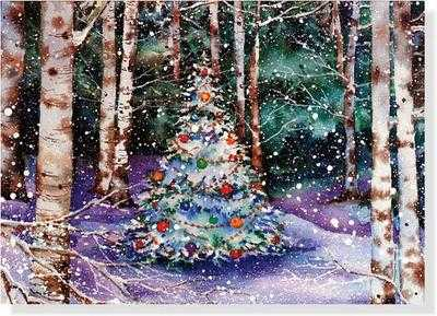 Festive Forest -