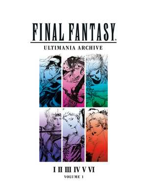 Final Fantasy Ultimania Archive Volume 1 - Square Enix