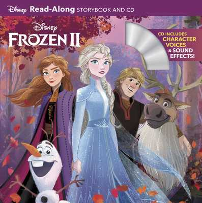 Frozen 2 Read-Along Storybook and CD - Disney Book Group