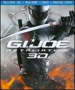 G.I. Joe: Retaliation [3D/2D] [Blu-ray/DVD] [UltraViolet] [Includes Digital Copy] - Jon M. Chu