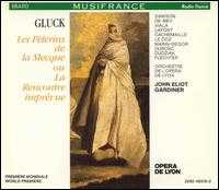 Gluck: Les Pèlerins de la Mecque ou la Rencontre imprévue - Catherine Dubosc (vocals); Claudine Le Coz (vocals); Francis Dudziak (vocals); Gilles Cachemaille (vocals); Guy de Mey (vocals); Guy Flechter (vocals); Jean-Luc Viala (vocals); Jean-Philippe LaFont (vocals); Lynne Dawson (vocals)