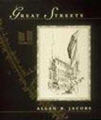 Great Streets - Jacobs, Allan B