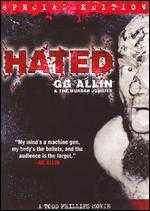 Hated: G.G. Allin & the Murder Junkies - Todd Phillips