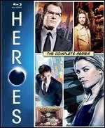 Heroes: The Complete Series [18 Discs] [Blu-ray]
