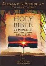 Holy Bible: Complete King James Version Bible on DVD -