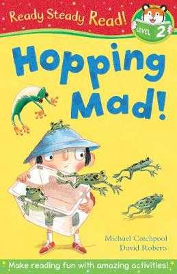 Hopping Mad! - Catchpool, Michael
