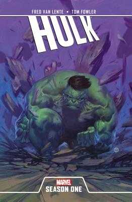 Hulk: Season One - Lente, Fred van, and Fowler, Tom (Artist)