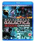Battlestar Galactica: Blood & Chrome [Blu-ray]