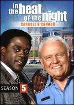 In the Heat of the Night: Season 5 [5 Discs] -