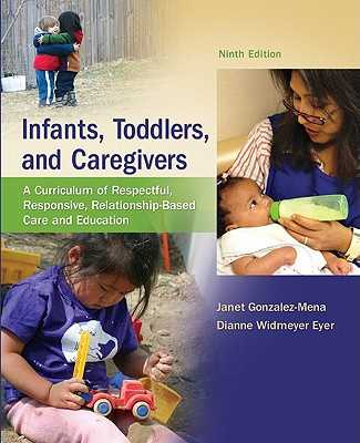 Infants, Toddlers, and Caregivers: A Curriculum of Respectful, Responsive, Relationship-Based Care and Education - Gonzalez-Mena, Janet, and Eyer, Dianne Widmeyer