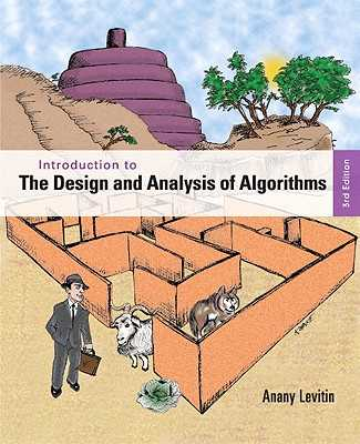 Introduction to the Design and Analysis of Algorithms - Levitin, Anany