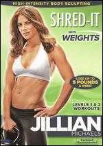 Jillian Michaels: Shred-It With Weights -
